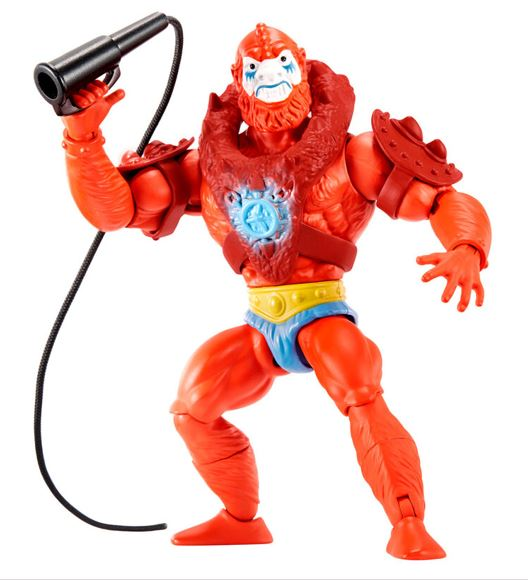 *PRE ORDER* Masters of The Universe Origins Beast Man Action Figure