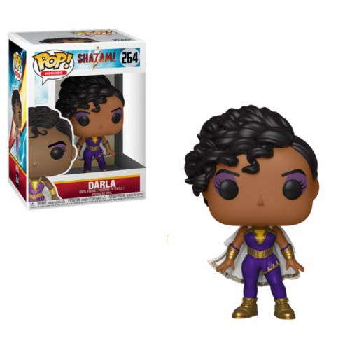 Funko Pop! Movies Shazam Darla Pop Vinyl