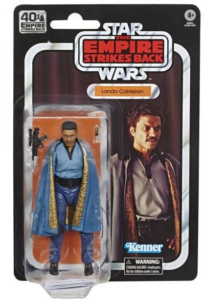 Star Wars: The Black Series Empire Strikes Back 40th Anniversary Lando Calrissian