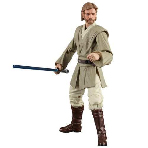 Star Wars: The Black Series Episode 2 Obi-Wan Kenobi Action Figure