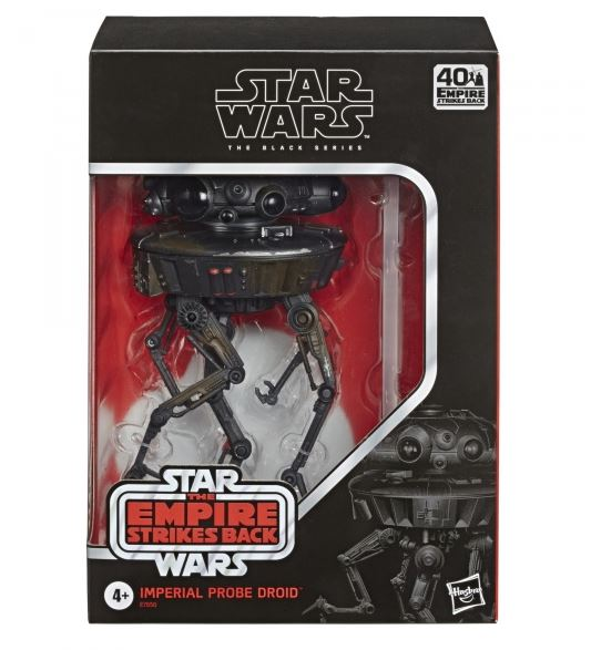 Star Wars: The Black Series Imperial Probe Droid