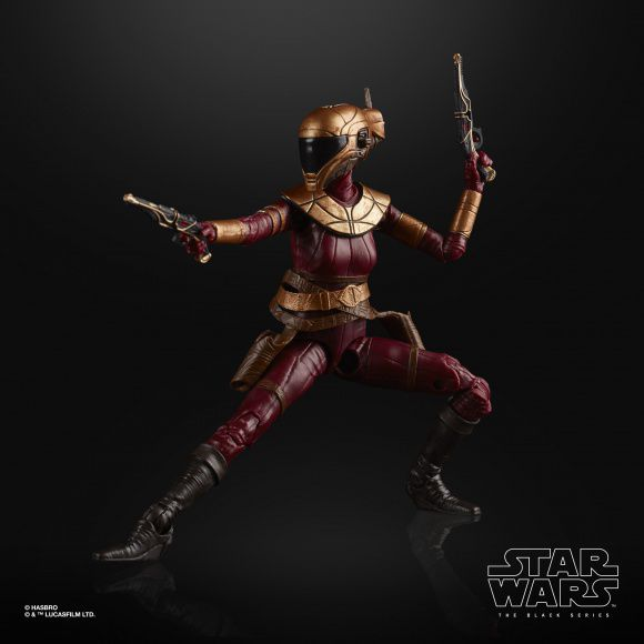 Star Wars: The Black Series Zorii Bliss Action Figure