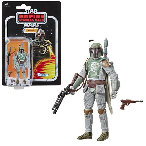 Star Wars: The Vintage Collection Boba Fett Action Figure