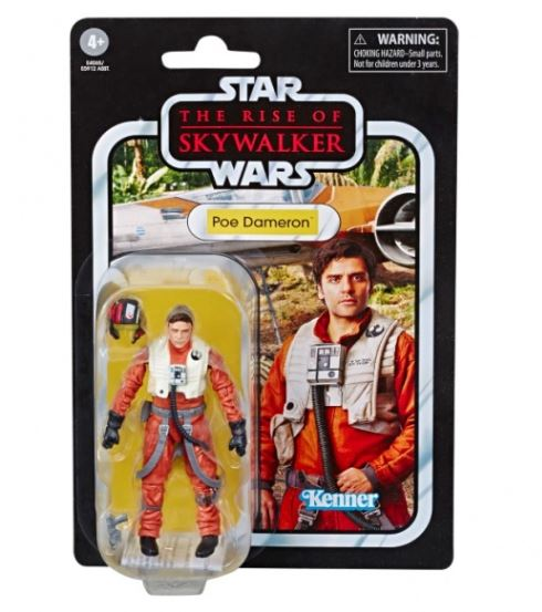 Star Wars Vintage Collection Poe Dameron